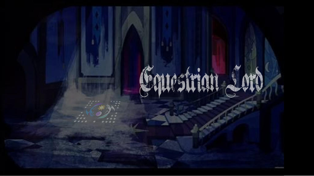 Equestrian Lord Youtube Banner by WizE-KevN