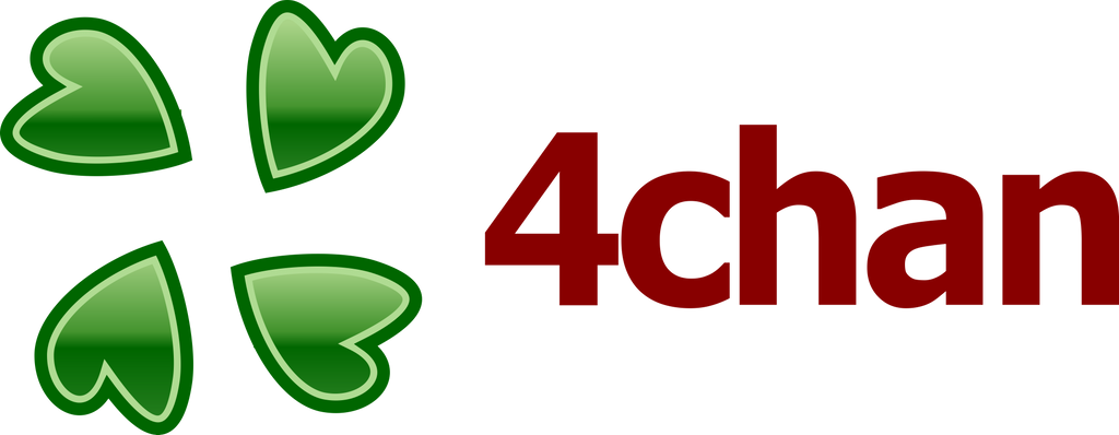 DeviantArt: More Like 4chan logo vector (transparent background ...