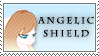 Angelic Shield Stamp
