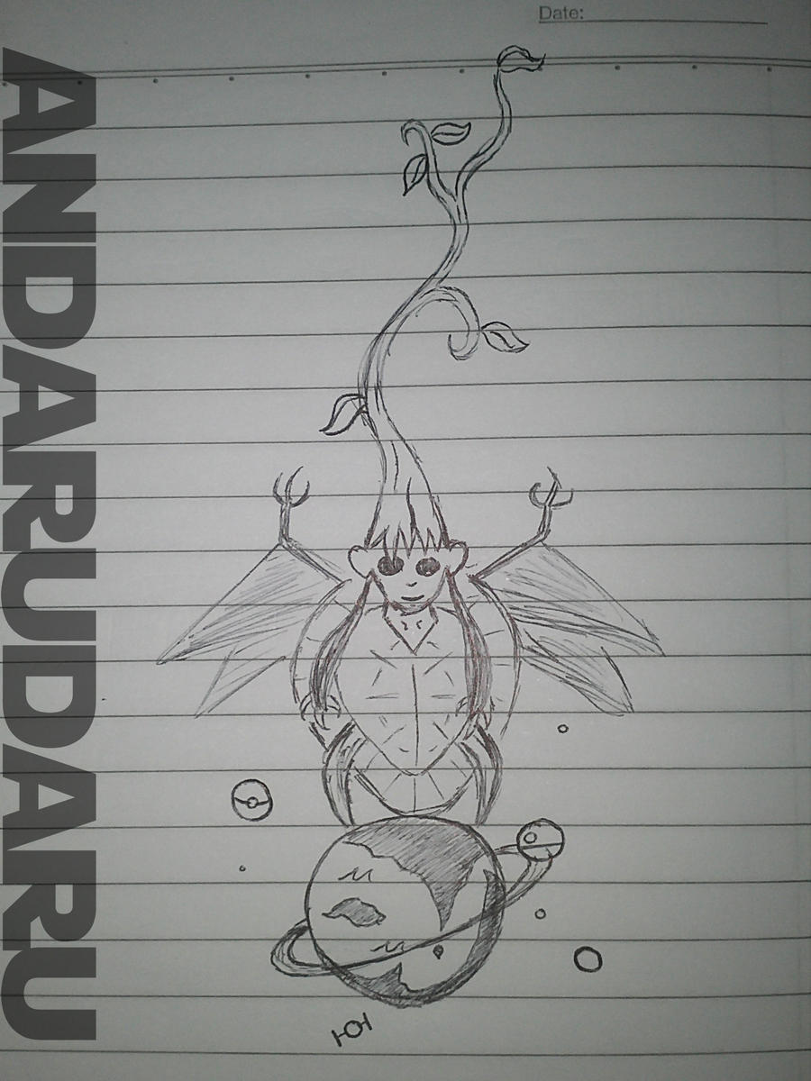 Mah World by andarudaru