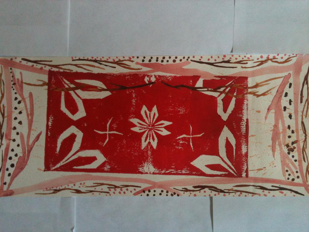 Tribal Print (Red) by vgamenut on deviantART