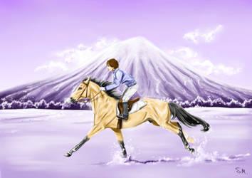Winter Training by Kurooukami