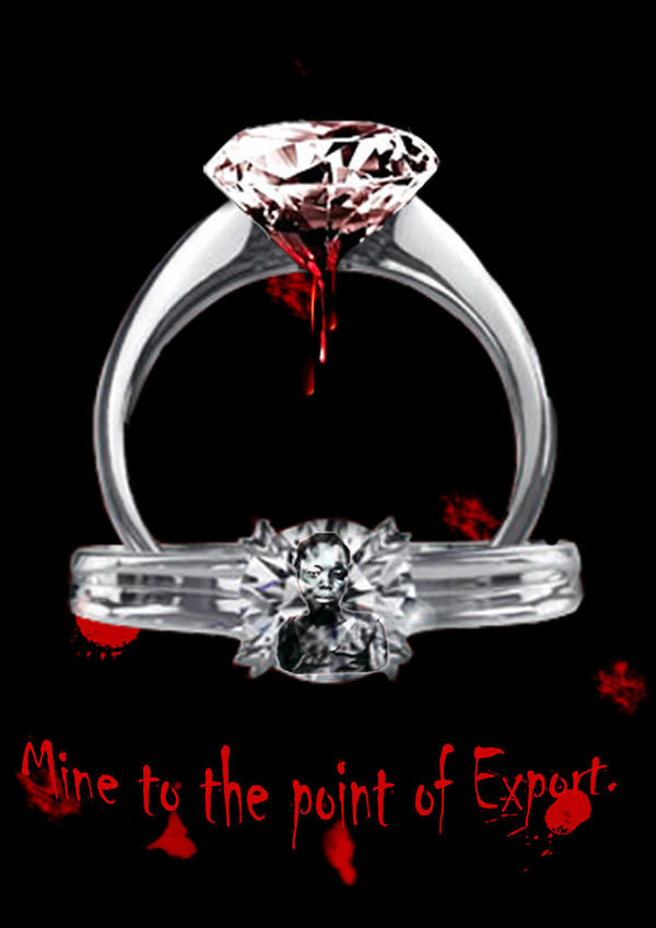 blood diamond analysis Blood diamond is set in 1999 in sierra leone where a fierce civil war wants to do a story about conflict stones or blood diamonds — sierra leone gems.