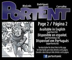 Portent/Portento PG 02 by lordmagnusen