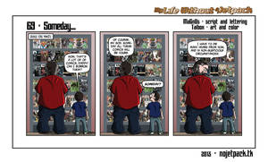 My Life Without A Jetpack Strip 69 by lordmagnusen
