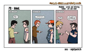 My Life Without A Jetpack Strip 70 by lordmagnusen