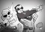 Hammerfall II Vs The Rattling Skull