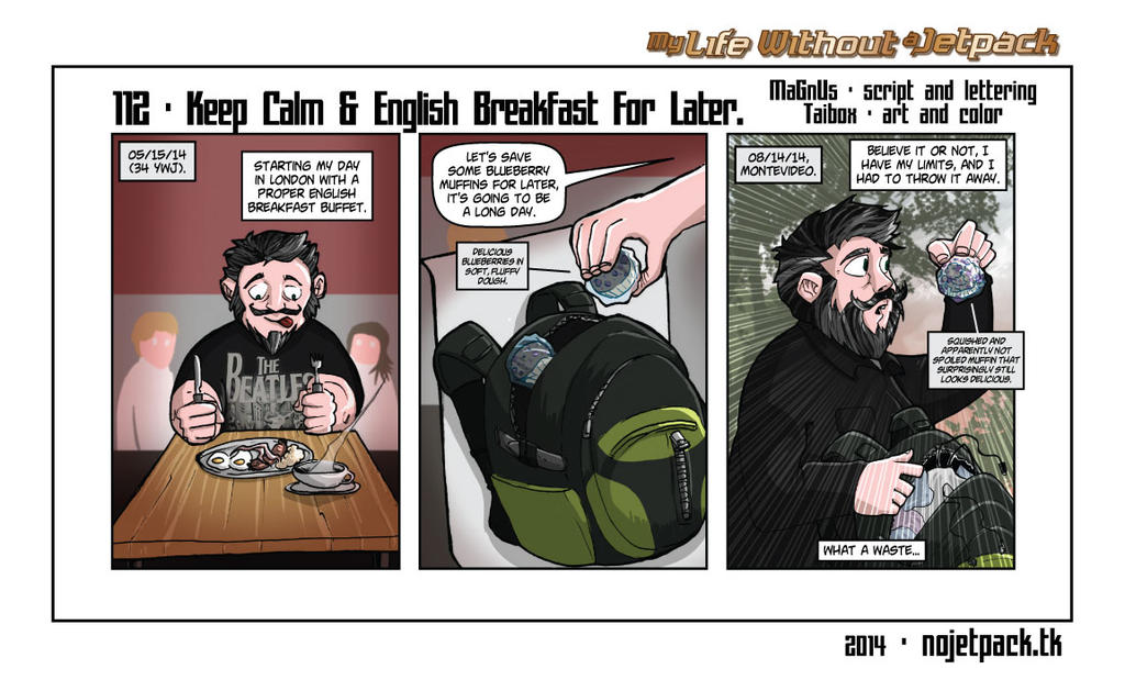 My Life Without A Jetpack #112 by lordmagnusen