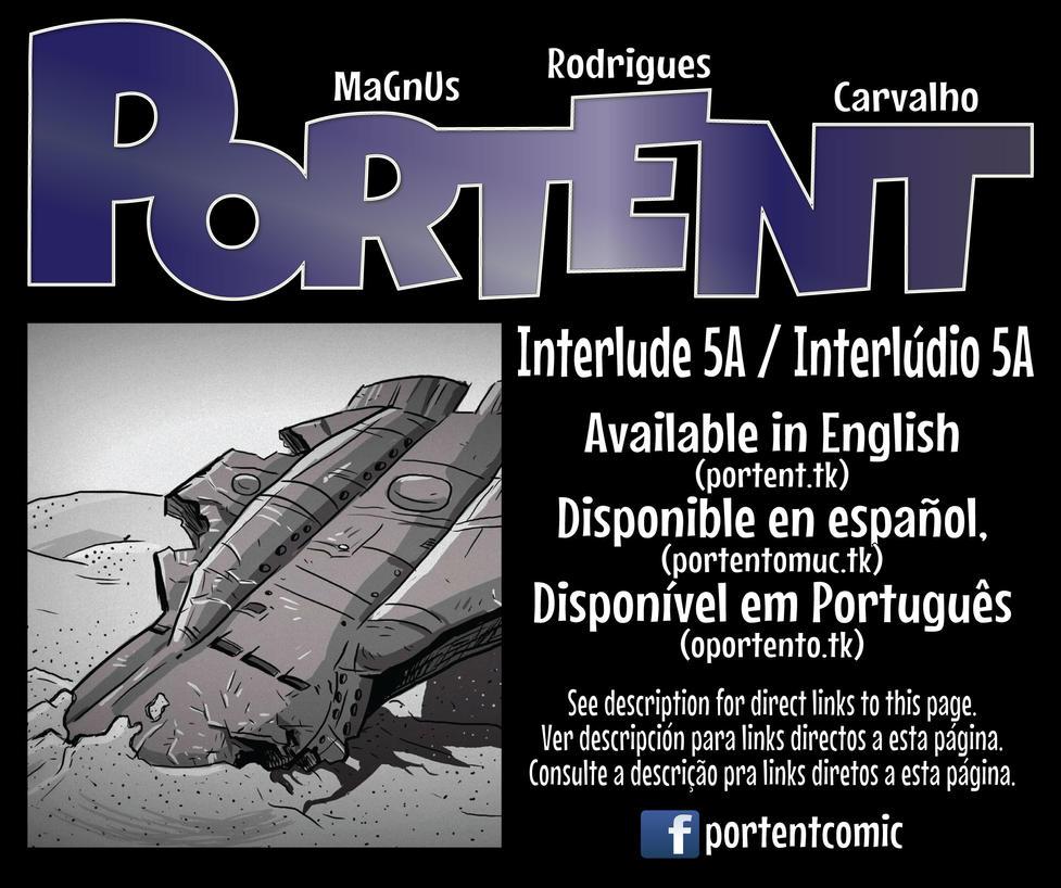 Portent/Portento Interlude 5A by lordmagnusen