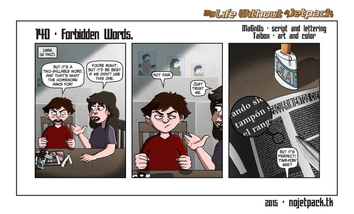 My Life Without A Jetpack #140 by lordmagnusen