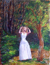 Woodland Spirit by Audierne
