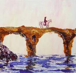 The Bridge by Audierne