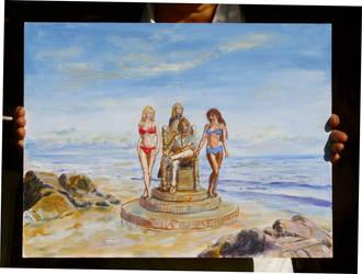 Life's a beach by Audierne
