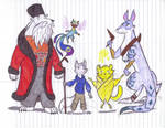 Rise of the Guardians of Zootopia