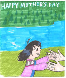 A little Girl's Mother's Day by Ready2Create