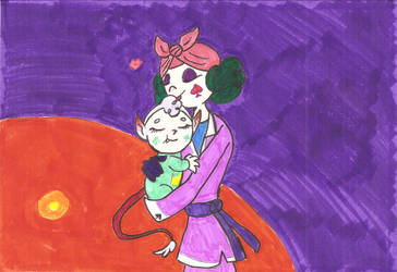 Eclipsa and Meteora by Ready2Create
