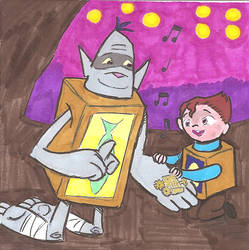 Boxtrolls Fathers come in all Shapes