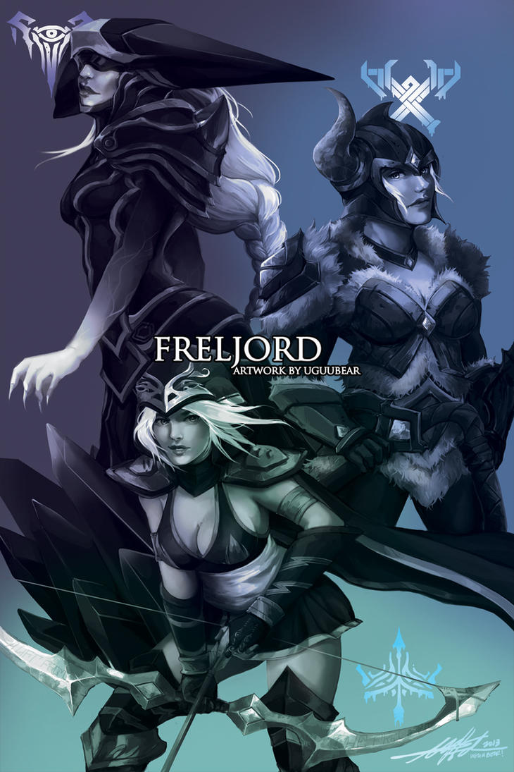 League of Legends: Freljord by betrayal-and-wisdom on ...