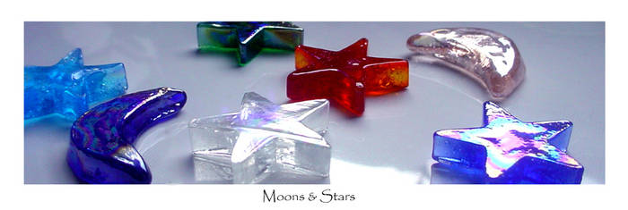 Moons and Stars by Sarahfina22