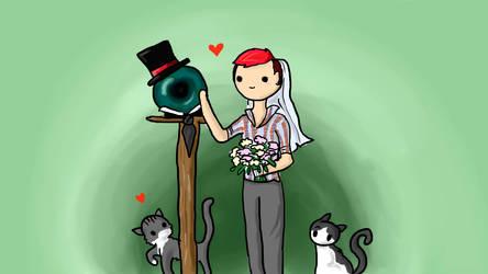 OMGchad X Enderpearl Wedding
