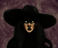 Witch by wolfieous