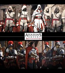 Assassins Creed Brotherhood by Sicarius17