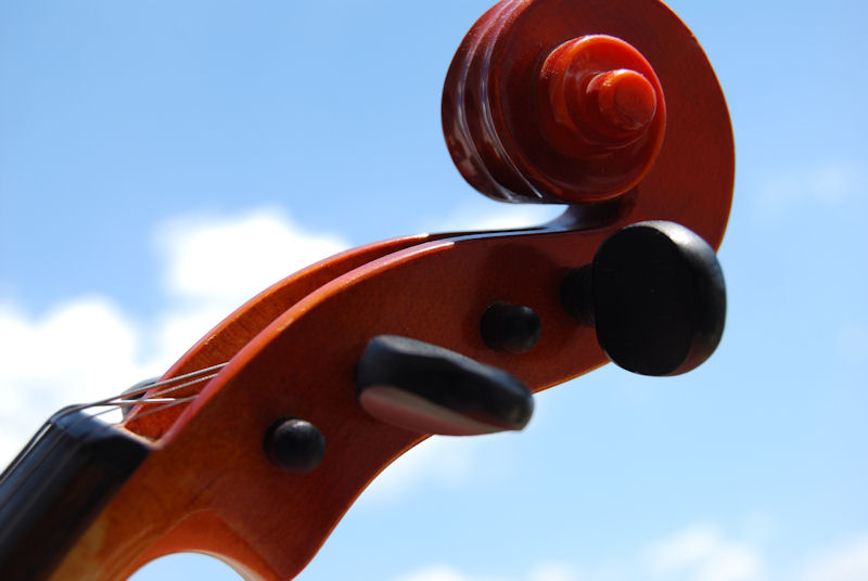 violin flies me to the sky2 by petalouda1980