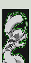 Bookmark: Al Alien