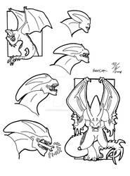 DragXeno Transformation pg.2