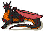 Scorch thee Dragon Lord