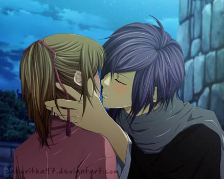 Saito and Chizuru