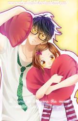 Ren and Ninako [Strobe Edge]