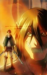 Eren y Levi