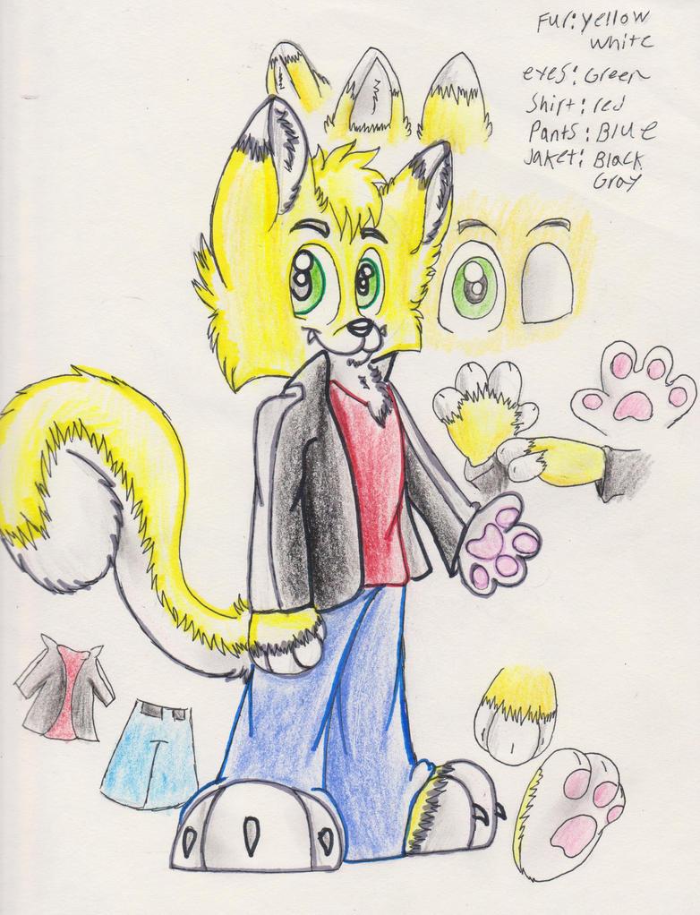 Matthew The Cat by EmilyBandicoot1234