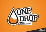 One Drop Board Store Logo
