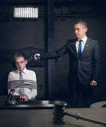 Fair Trial for Snowden by salis2006