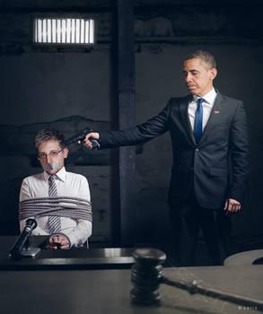 Fair Trial for Snowden