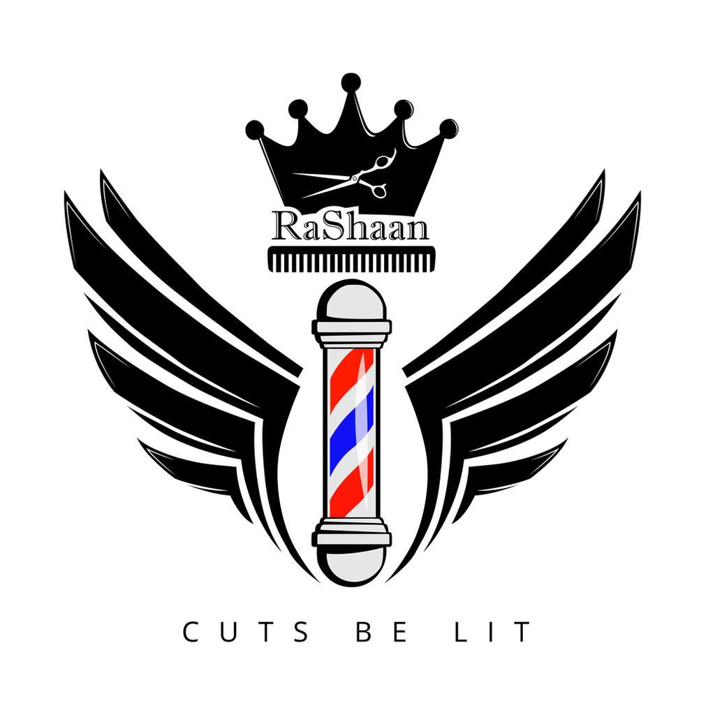 Barber logo by Kashylingo on DeviantArt