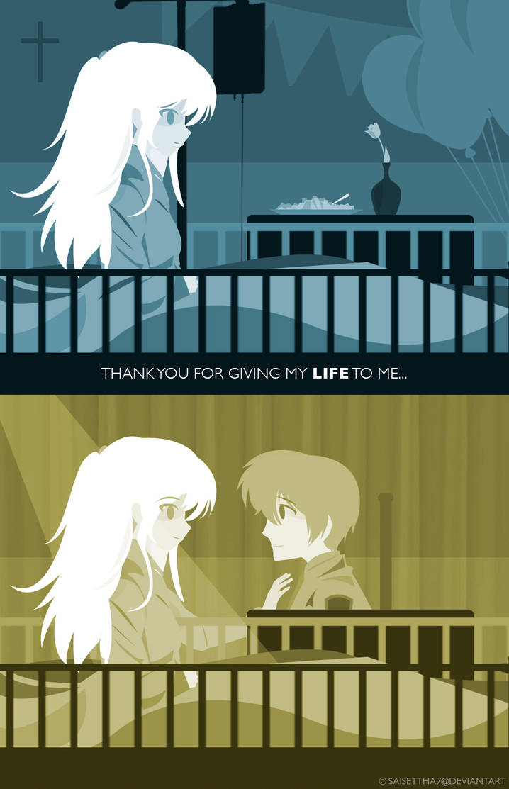 Life After Death (Angel Beats!) by Saisettha7 on DeviantArt