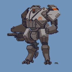 HF Main Battle Armor