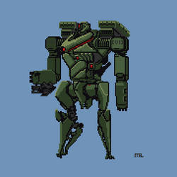 Locust Battle Armor