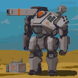 HF Titan by 1074Arius