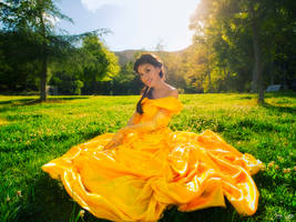 Belle from Beauty and the Beast 2 by SNTP