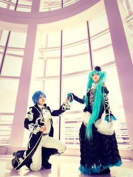 Vocaloid, Miku and Kaito, Cantarella
