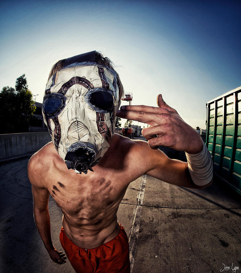 Borderlands: Psycho by SNTP