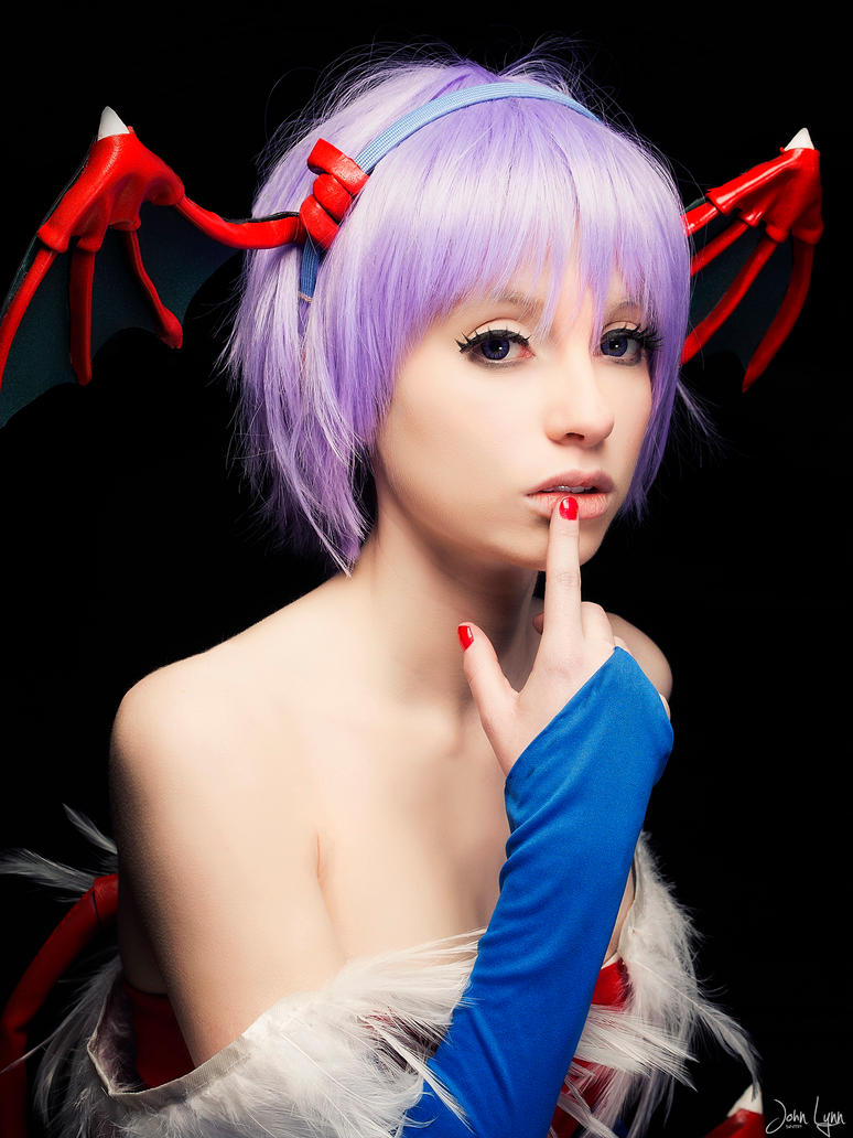 Lilith from Darkstalkers Cosplay by SNTP