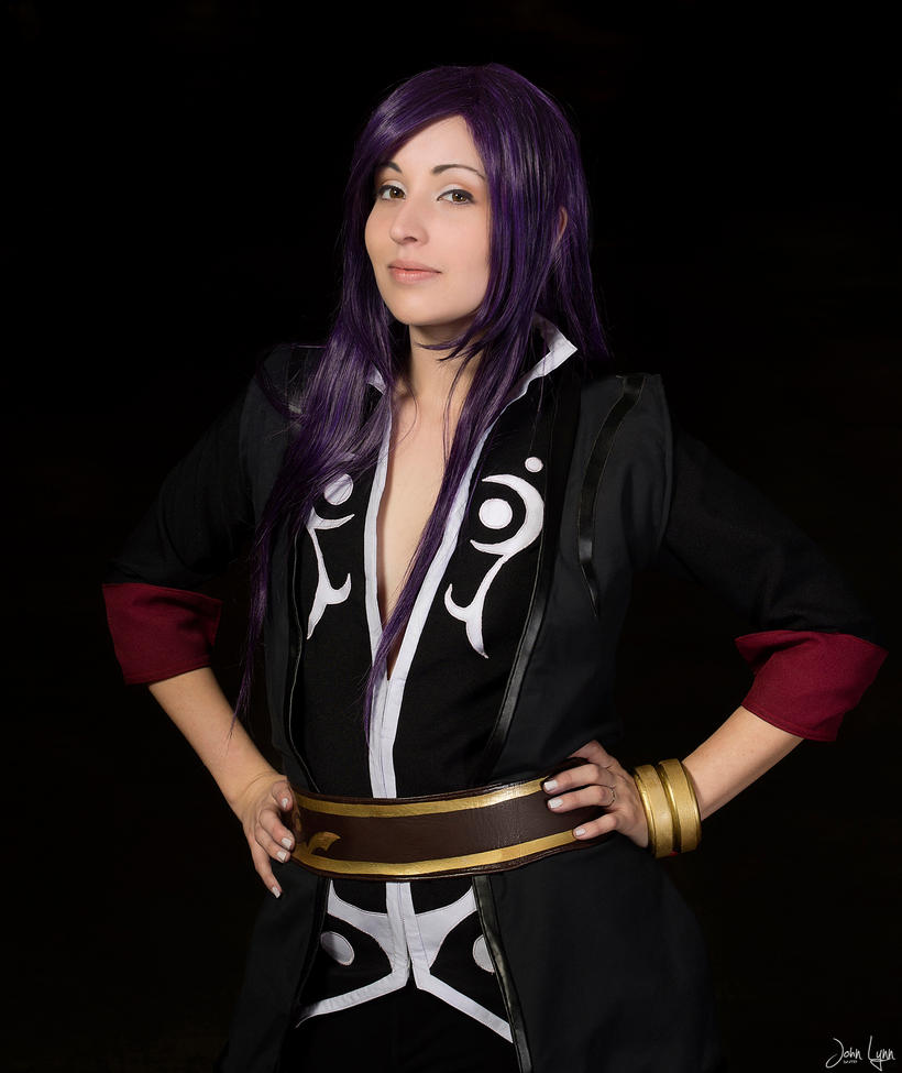 Yuri Cosplay from Tales of Vesperia by SNTP