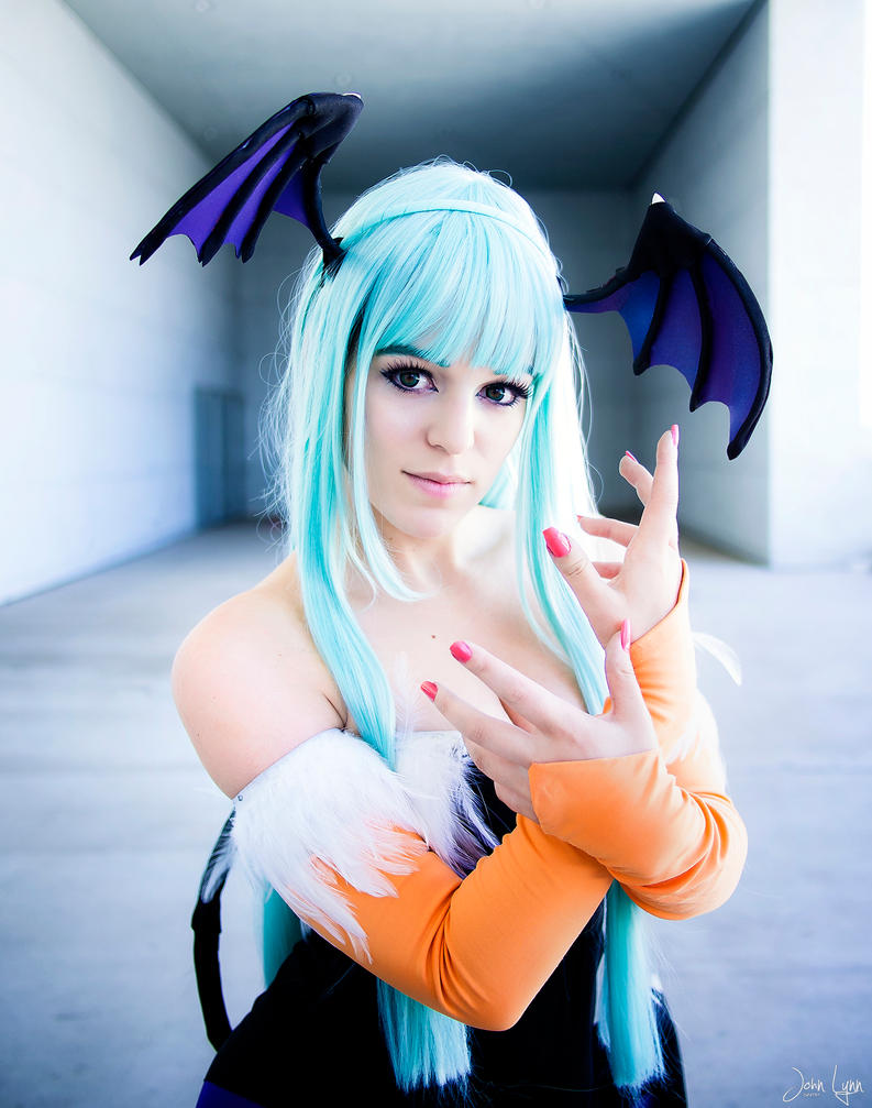 Morrigan Cosplay 2 by SNTP