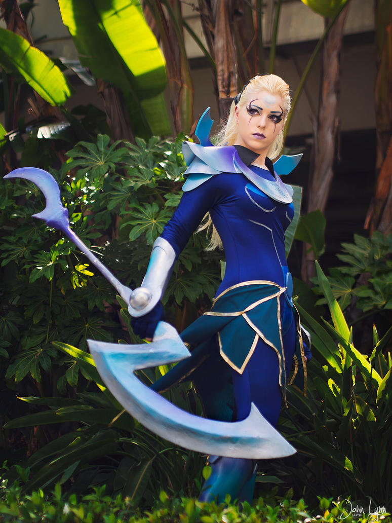 Diana Cosplay 1 by SNTP