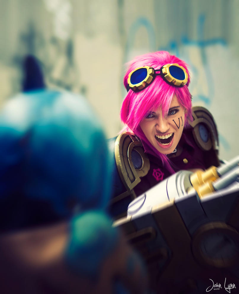 Vi Cosplay 3 by SNTP